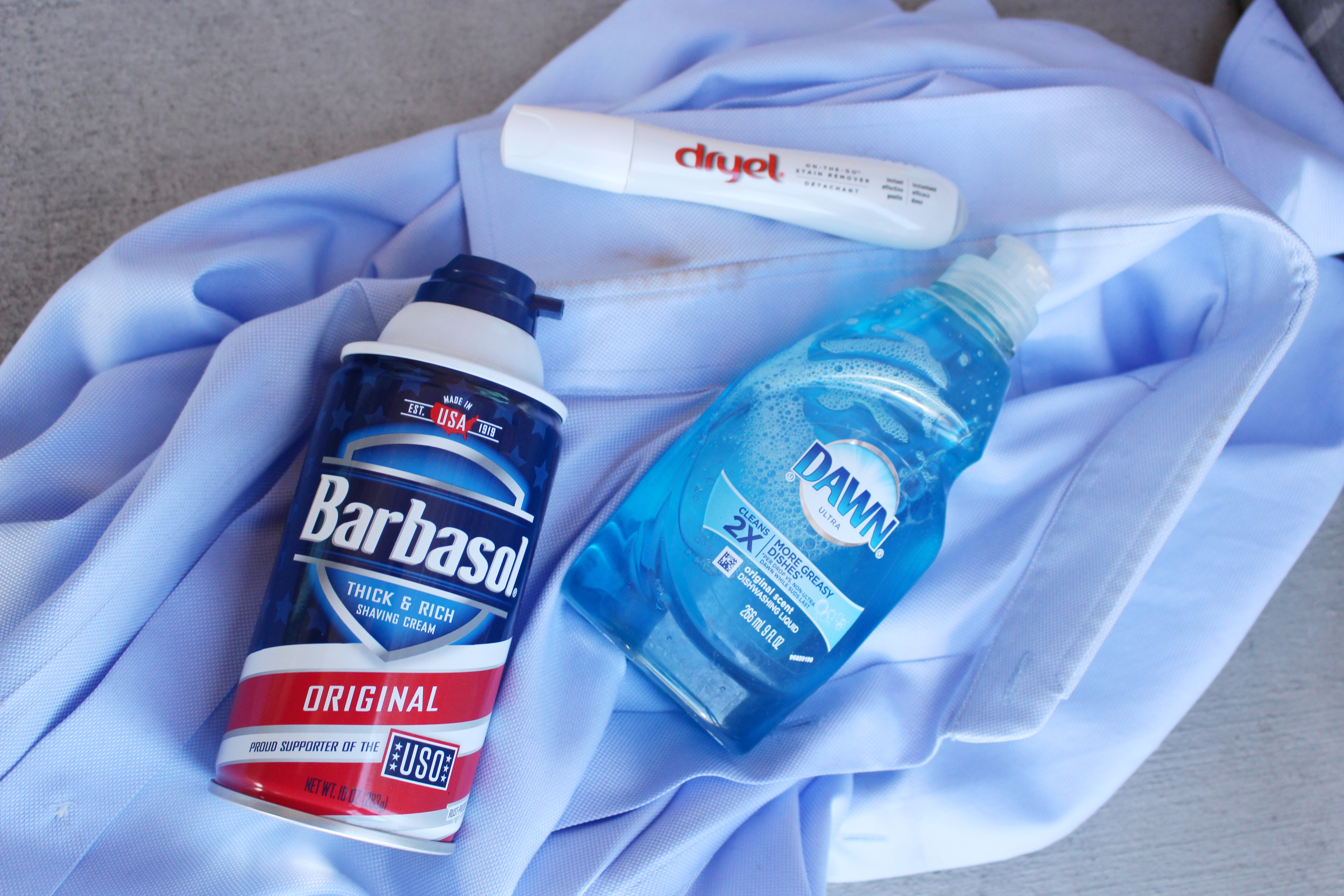 How To Remove Makeup Stains From White Clothes Style