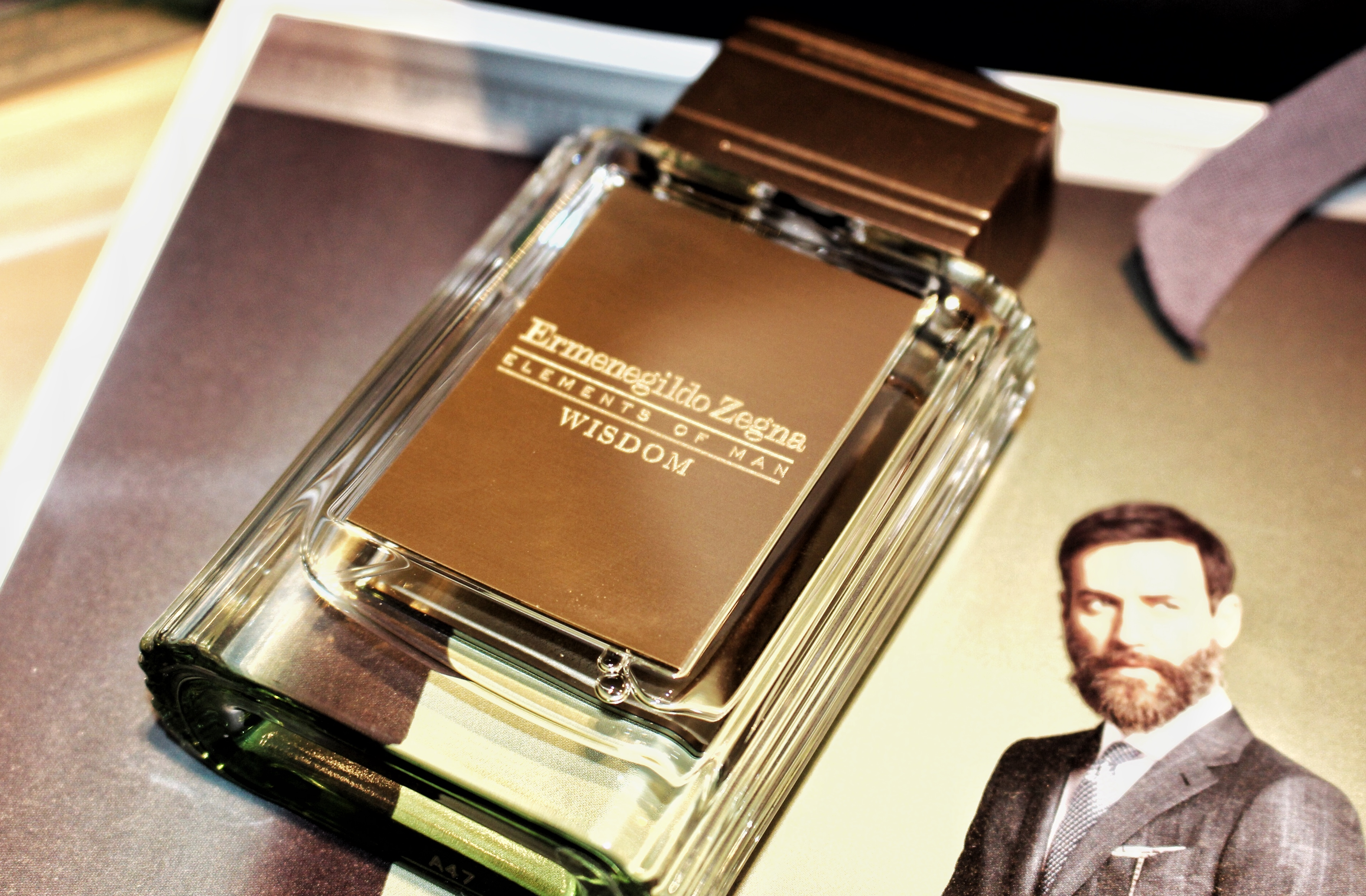 Zegna's Elements of Man: The Life Collection