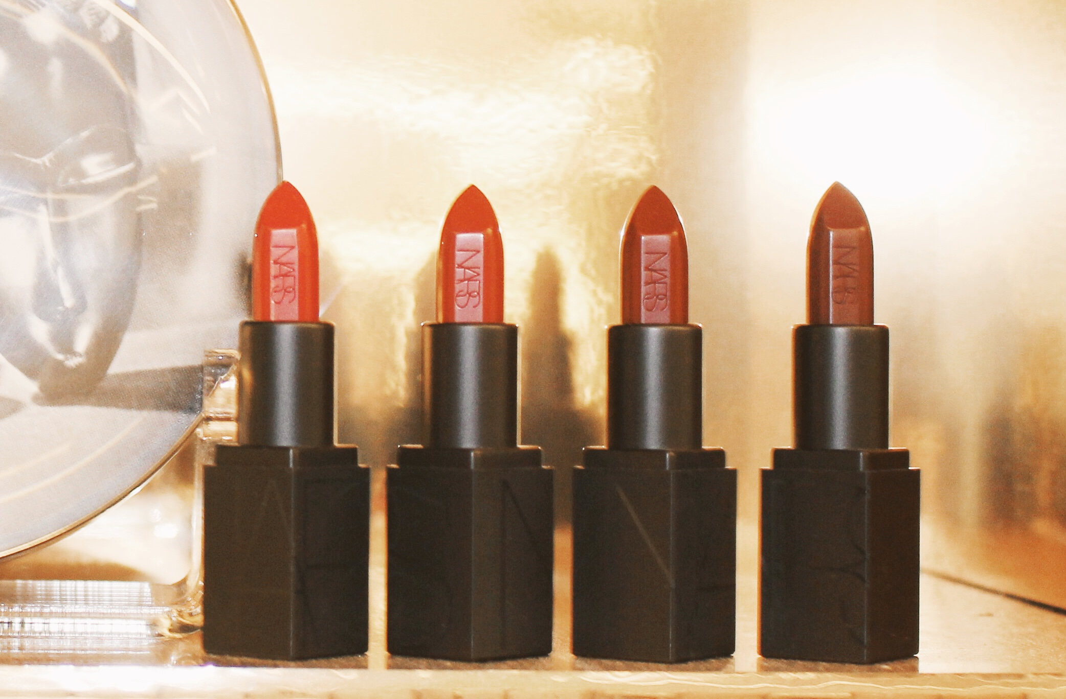 Holiday Beauty Tips from NARS