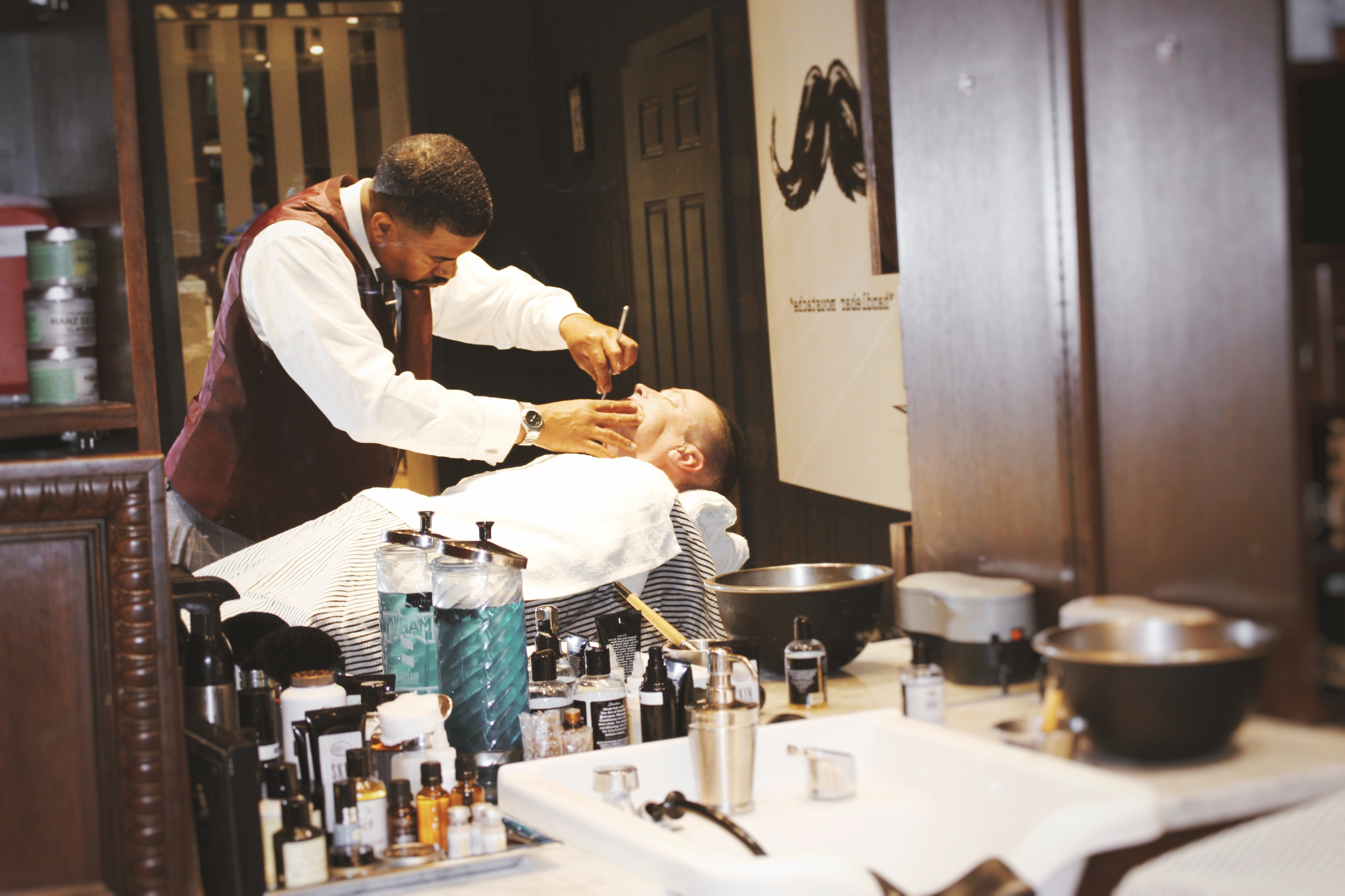 Manly Gifting The Art of Shaving