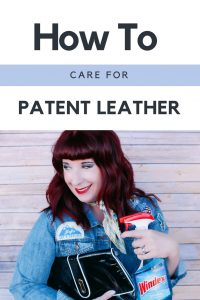 How to Care for Patent Leather