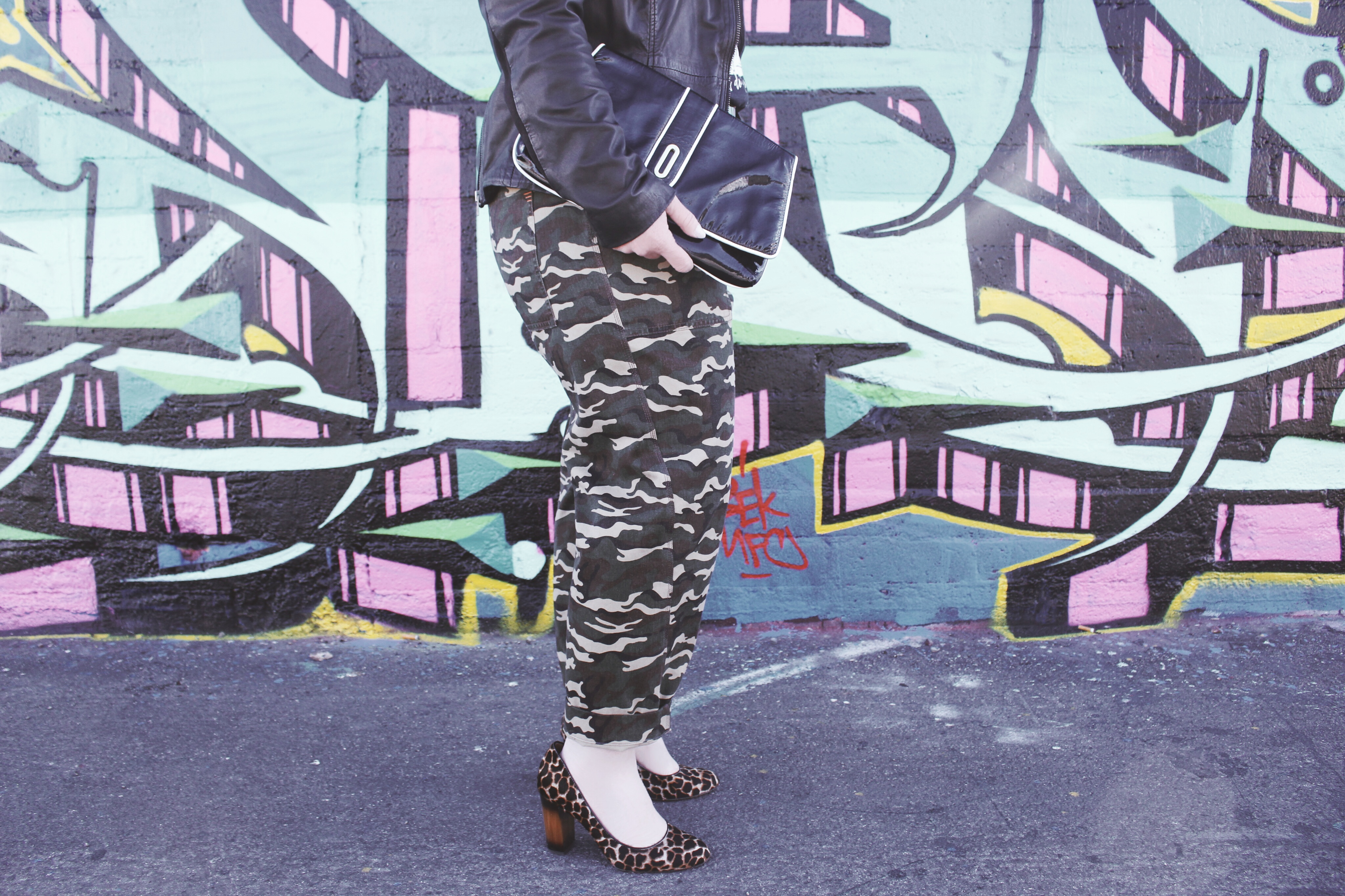 Camouflage Pant Trend