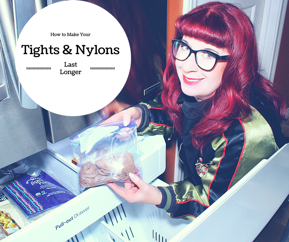 Freezing Your Nylons