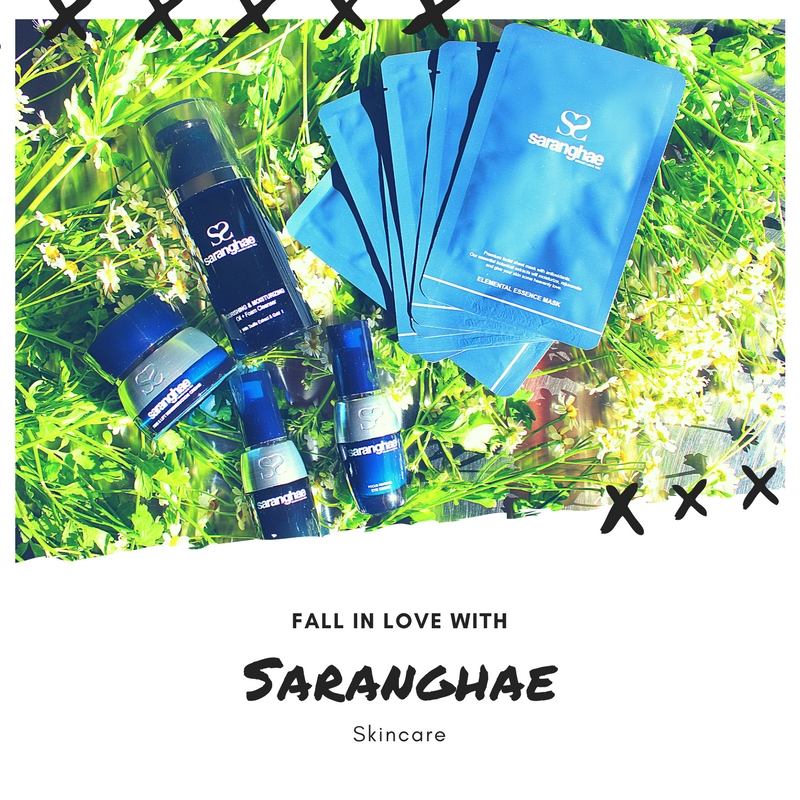 Saranghae Skincare Review