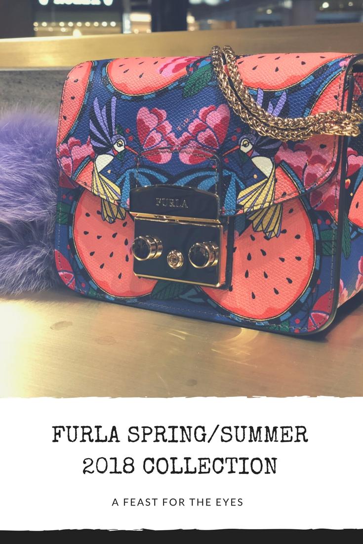 FURLA Spring Summer 2018 Collection