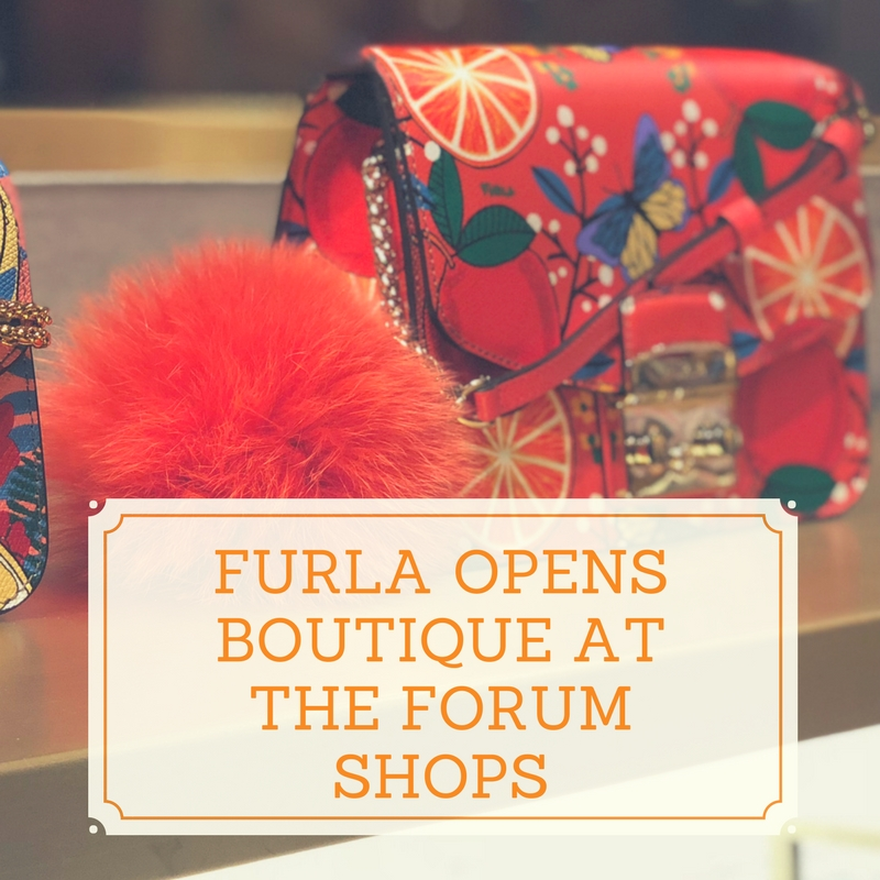 Furla Opens Boutique At The Forum Shops