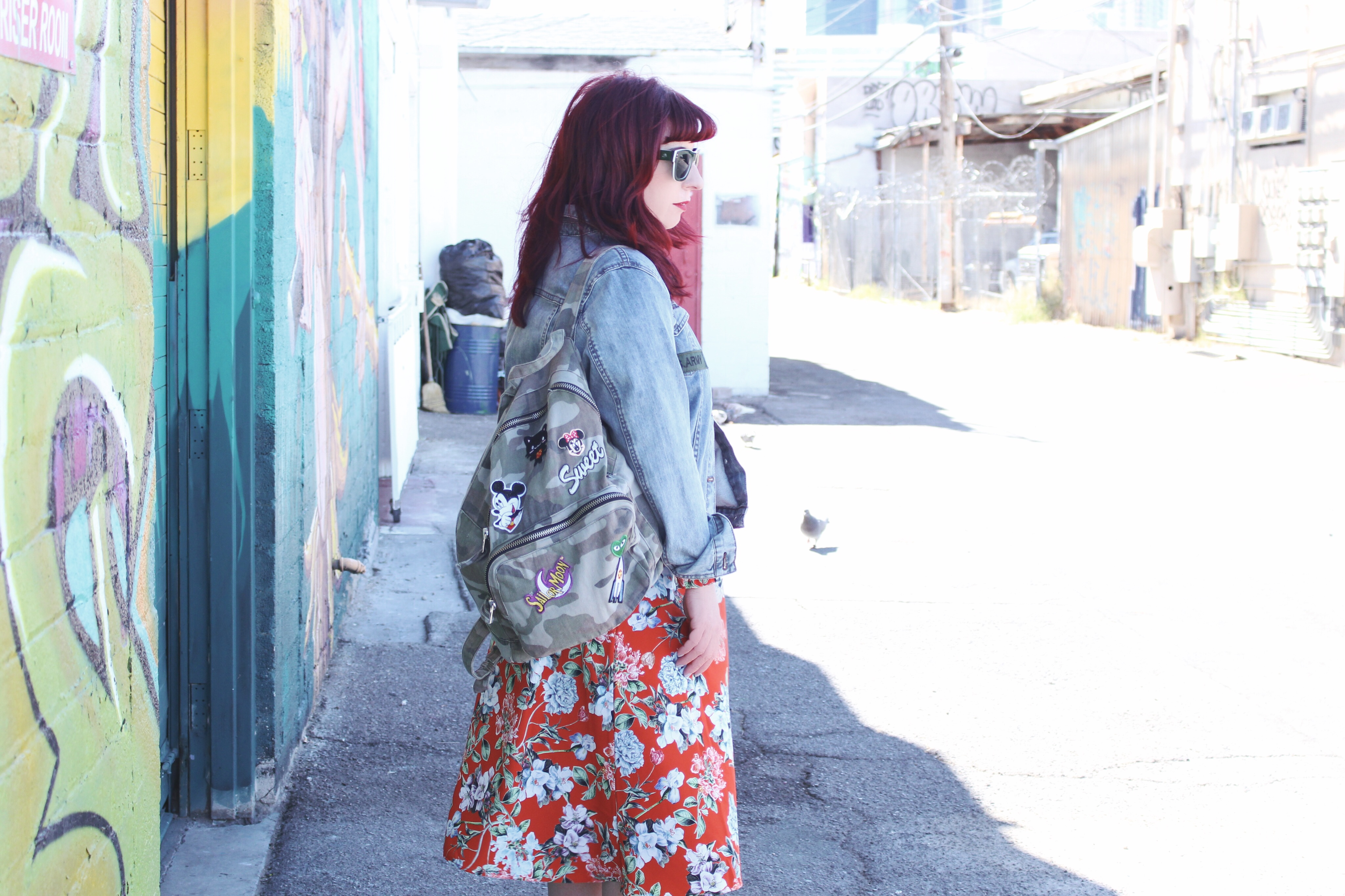 How to add street style edge to your look with patches