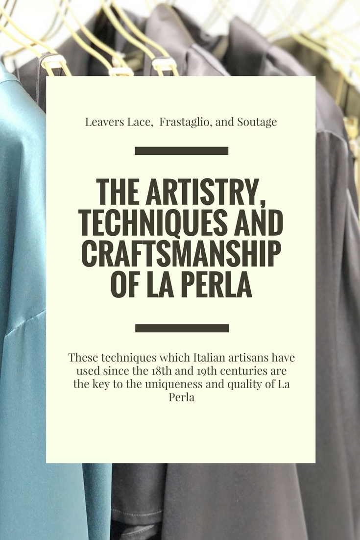 La Perla Artistry and Techniques