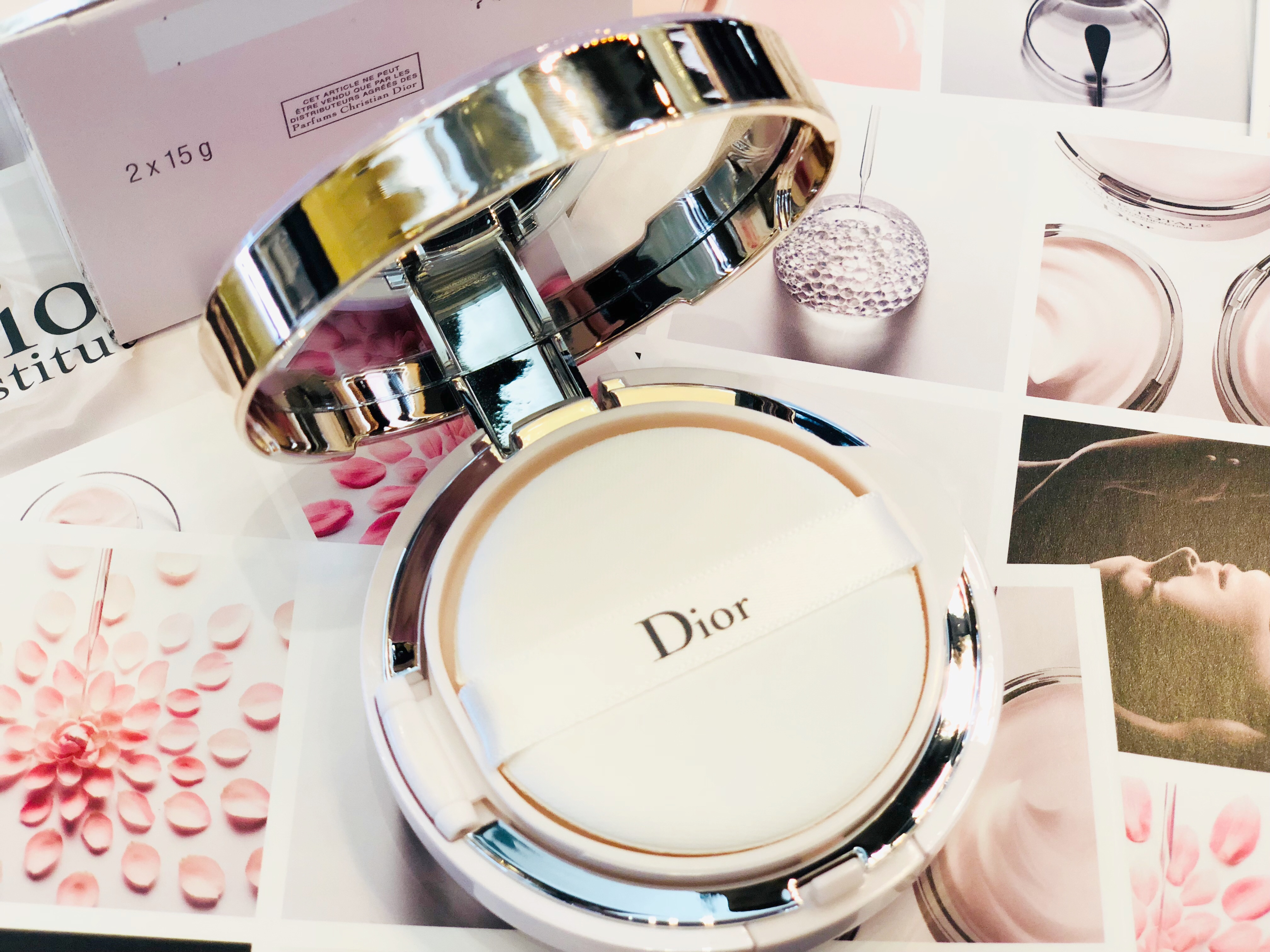 Dior Beauty Capture Totale Dreamskin Advanced Collection Christie