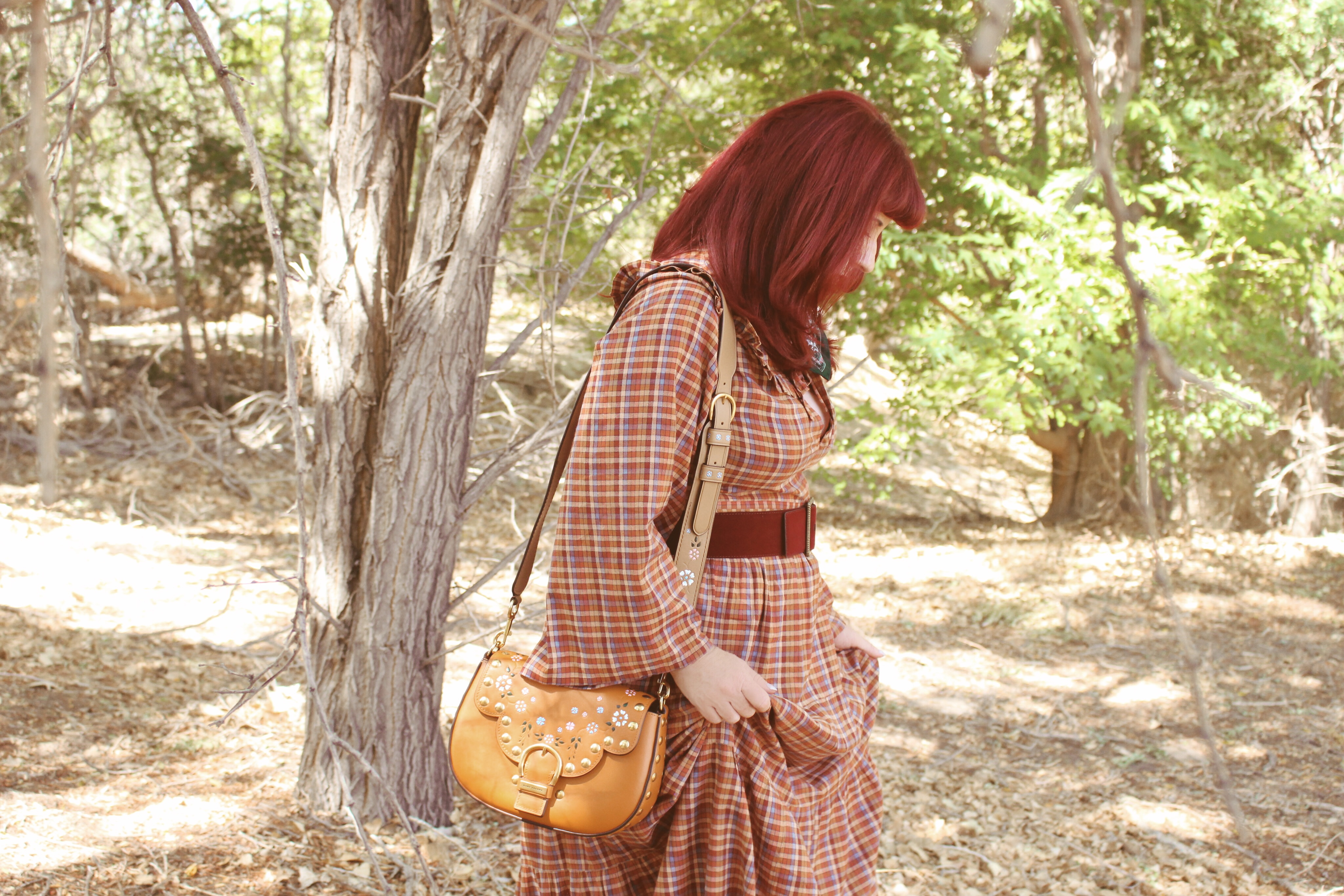 Western and Plaid Fashion Trends