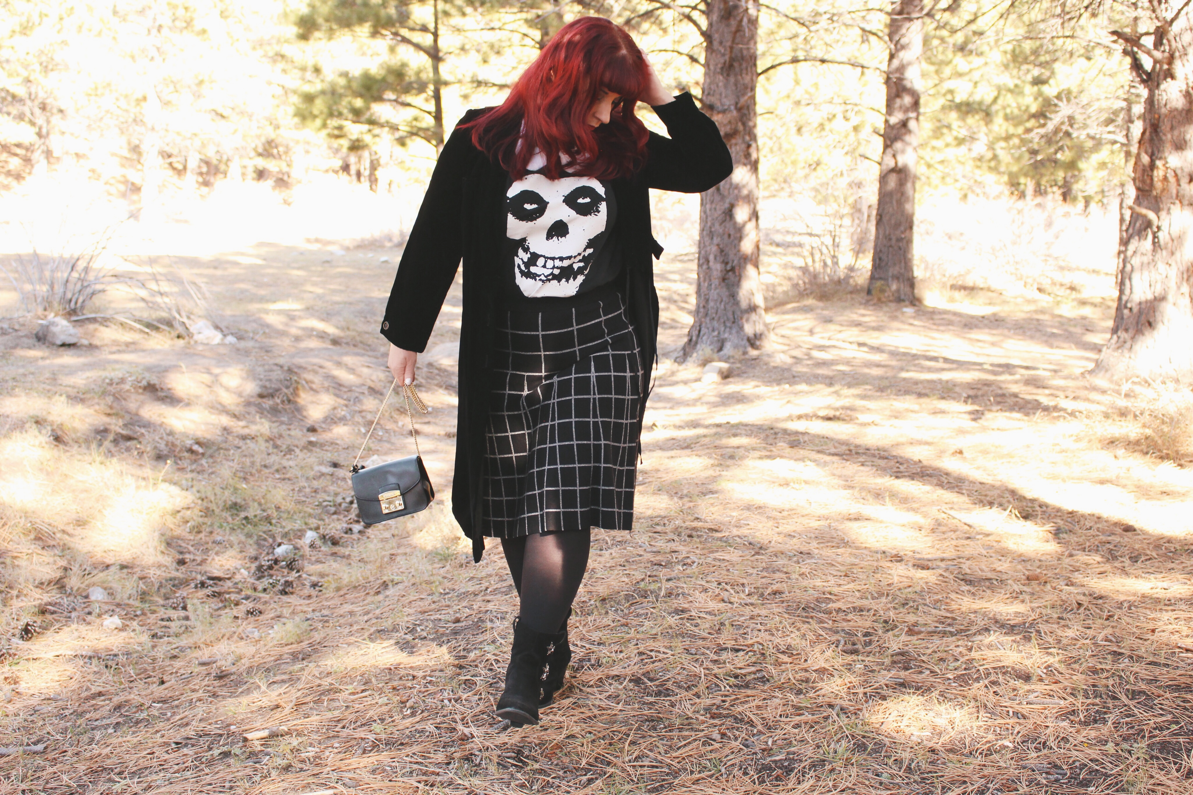 Adding Macabre to your look