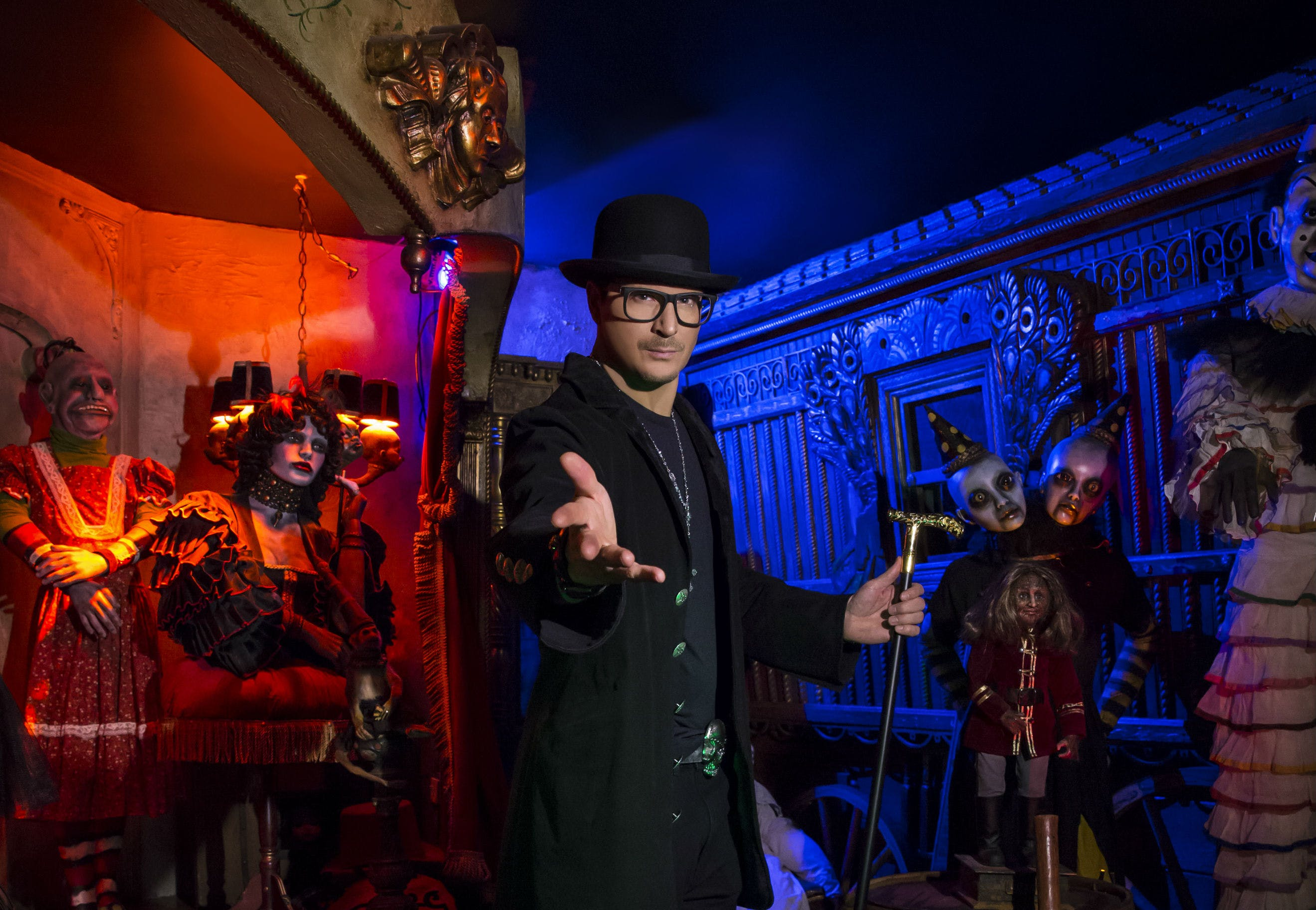 6 Spots in Vegas to get you in the Halloween Mood