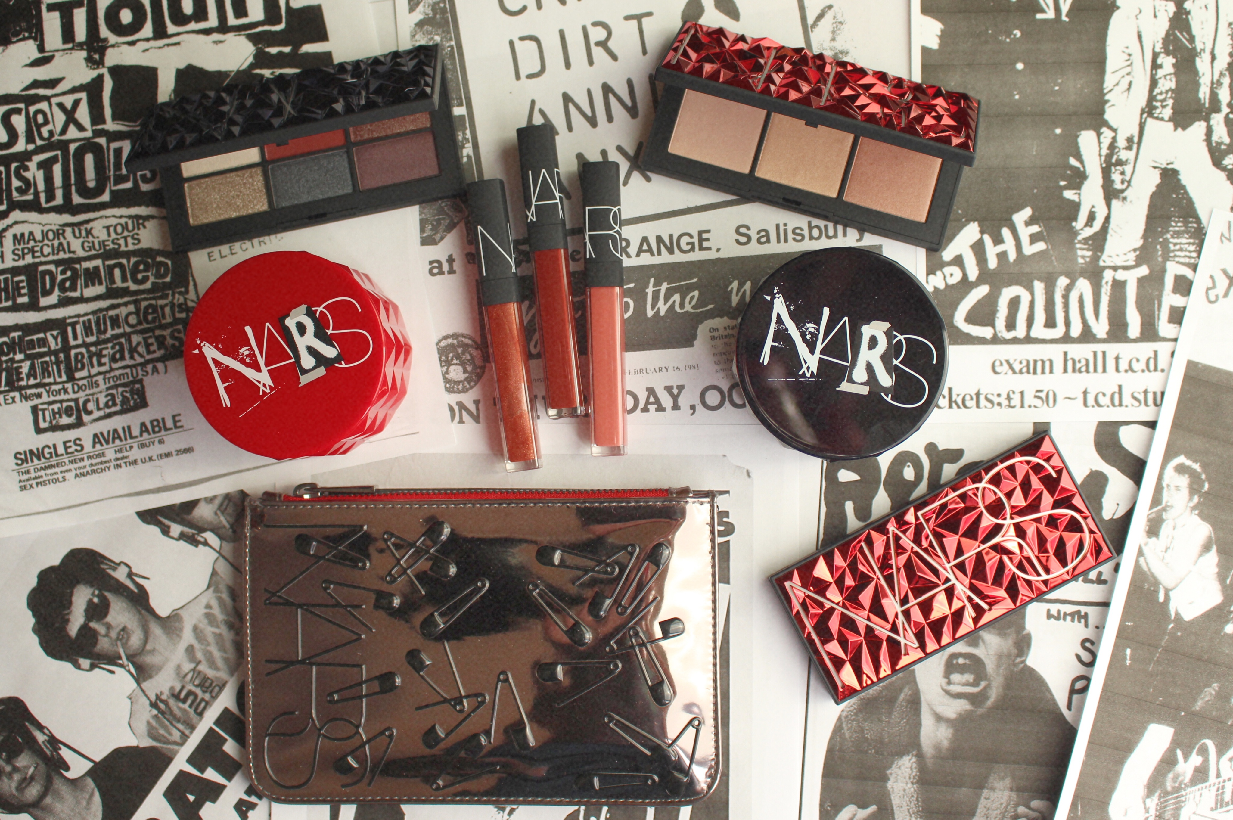 Fashion style Inspiration Inspirationfashion nars holiday collection for lady
