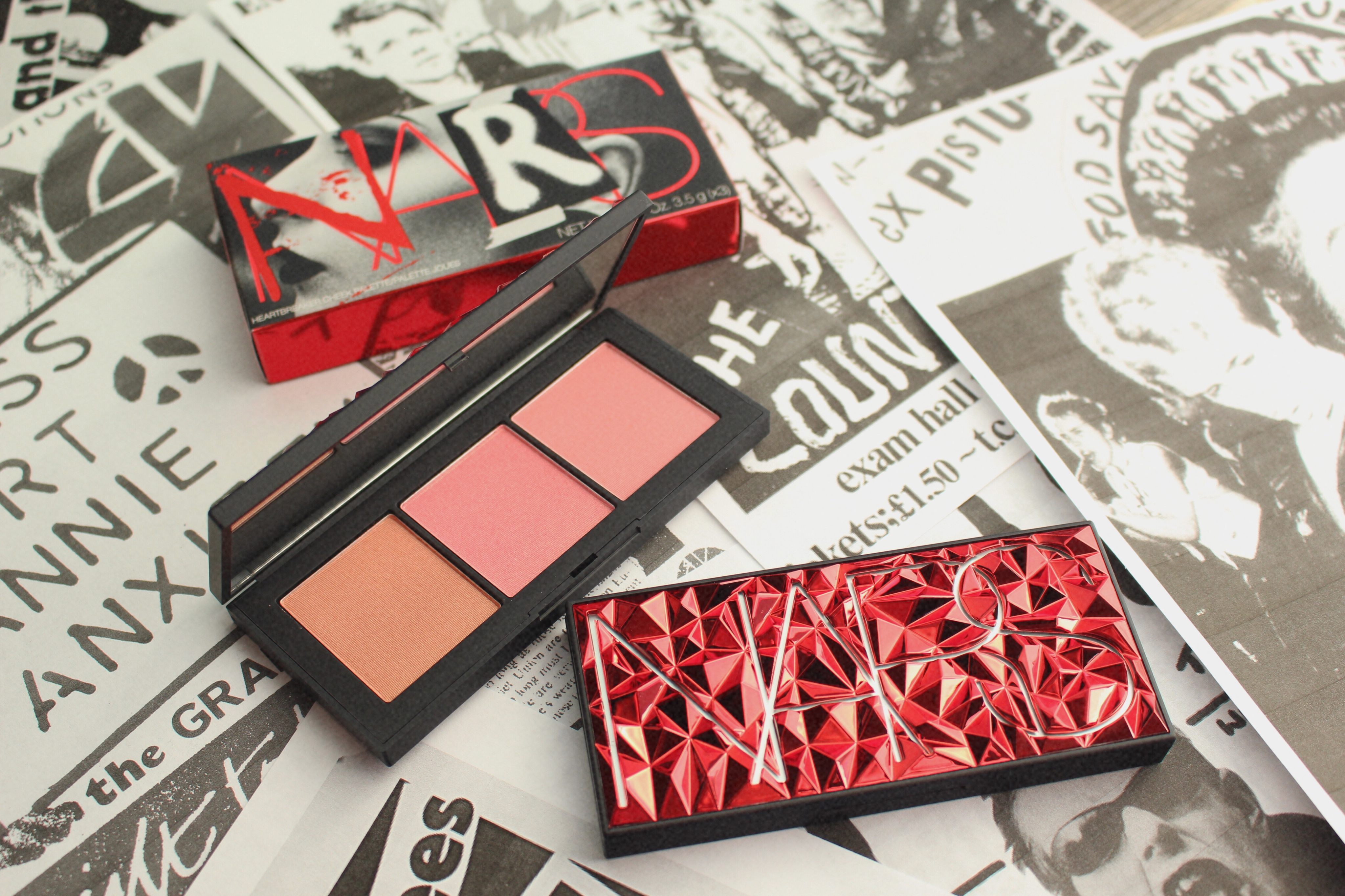 NARS 2018 Holiday Collection