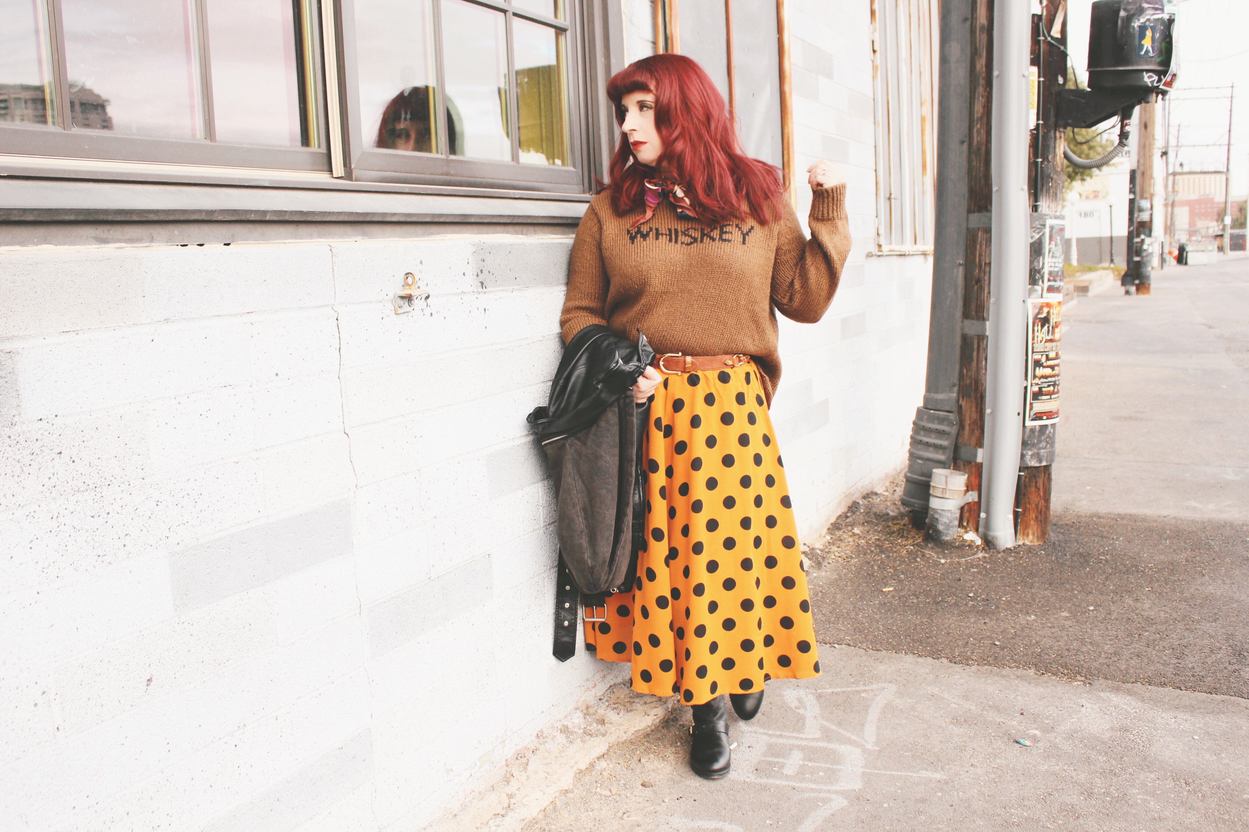 How to wear Oversized Knits
