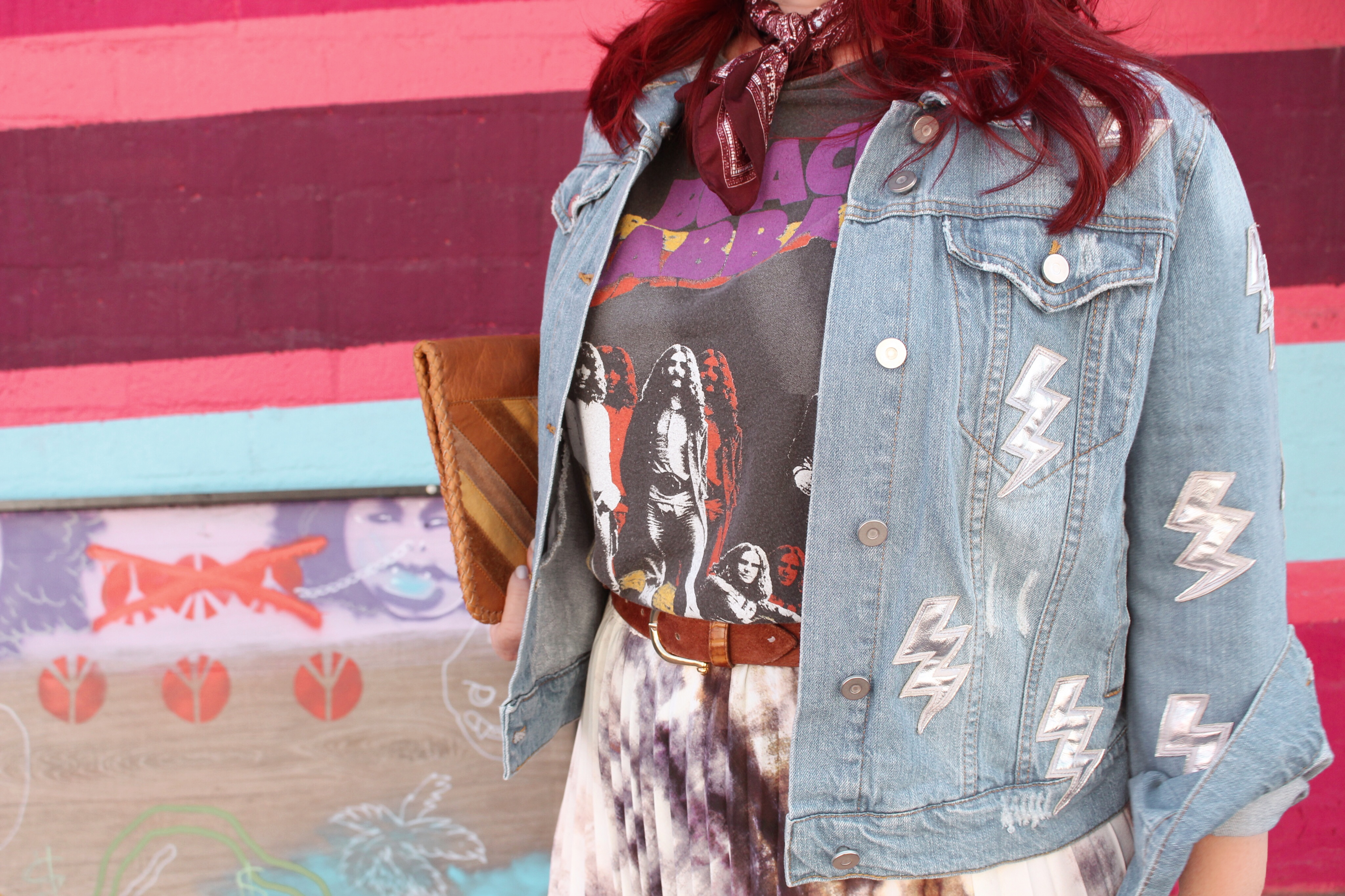 How To Wear Tie Dye Without Looking Like a Hippie