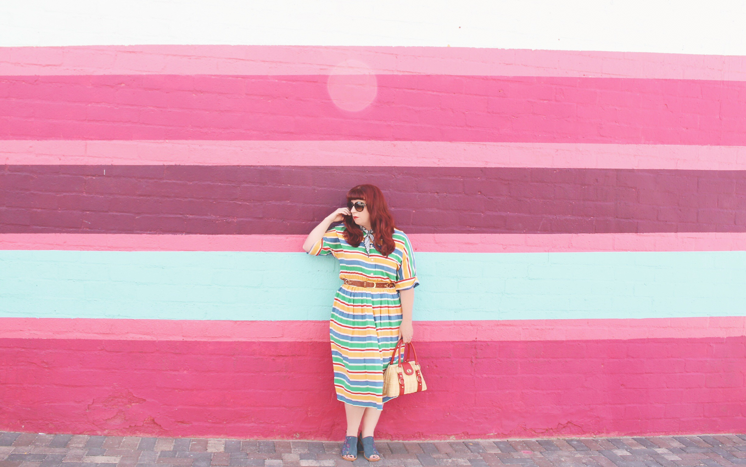 How to Wear Summer Stripes