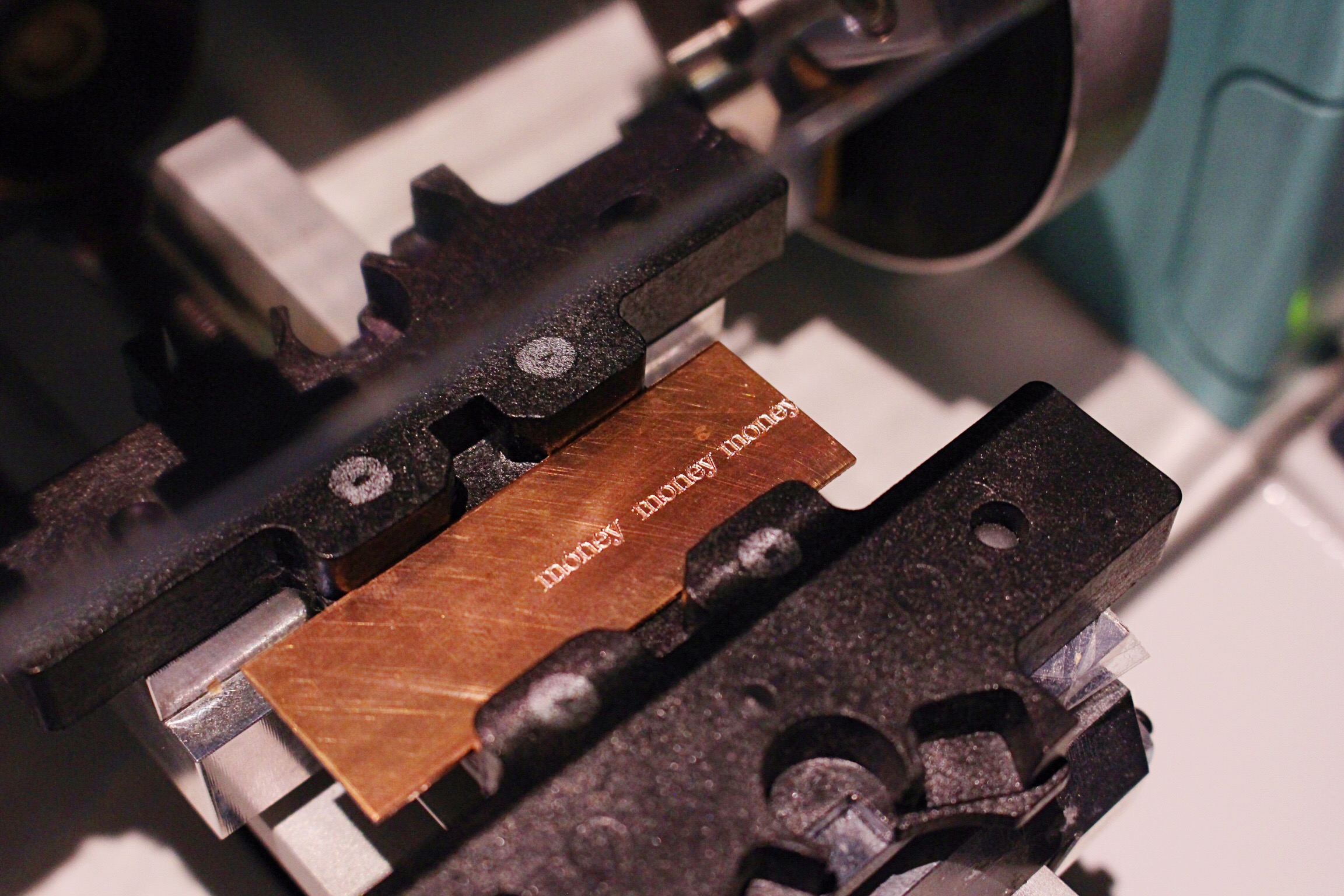 Tiffany & Co Make Your Mark Engraving