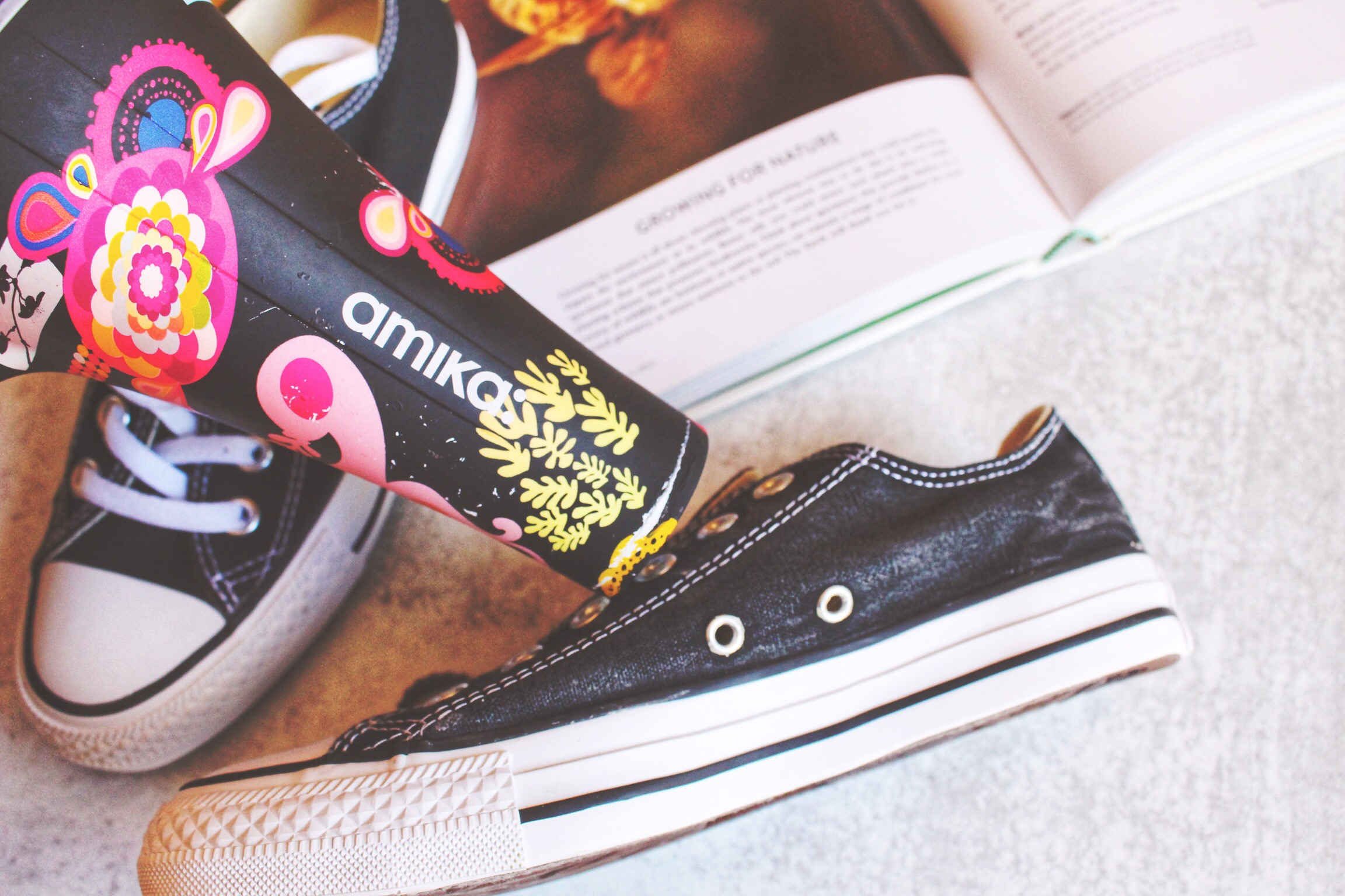 to Waterproof Canvas Shoes Naturally