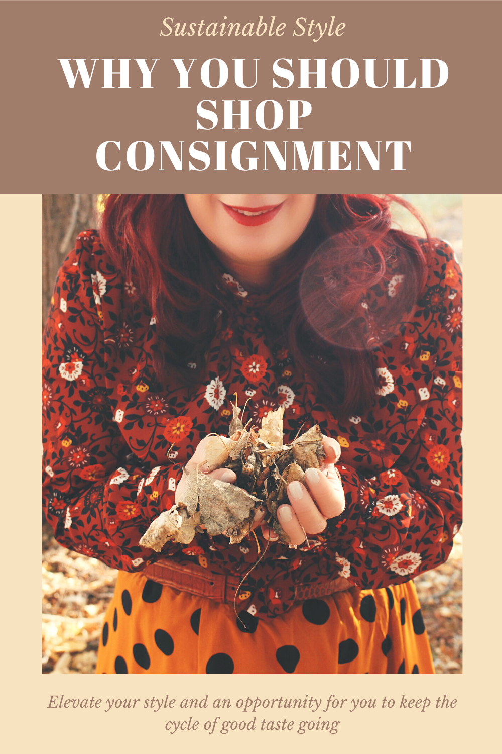 Why You Should Shop Consignment