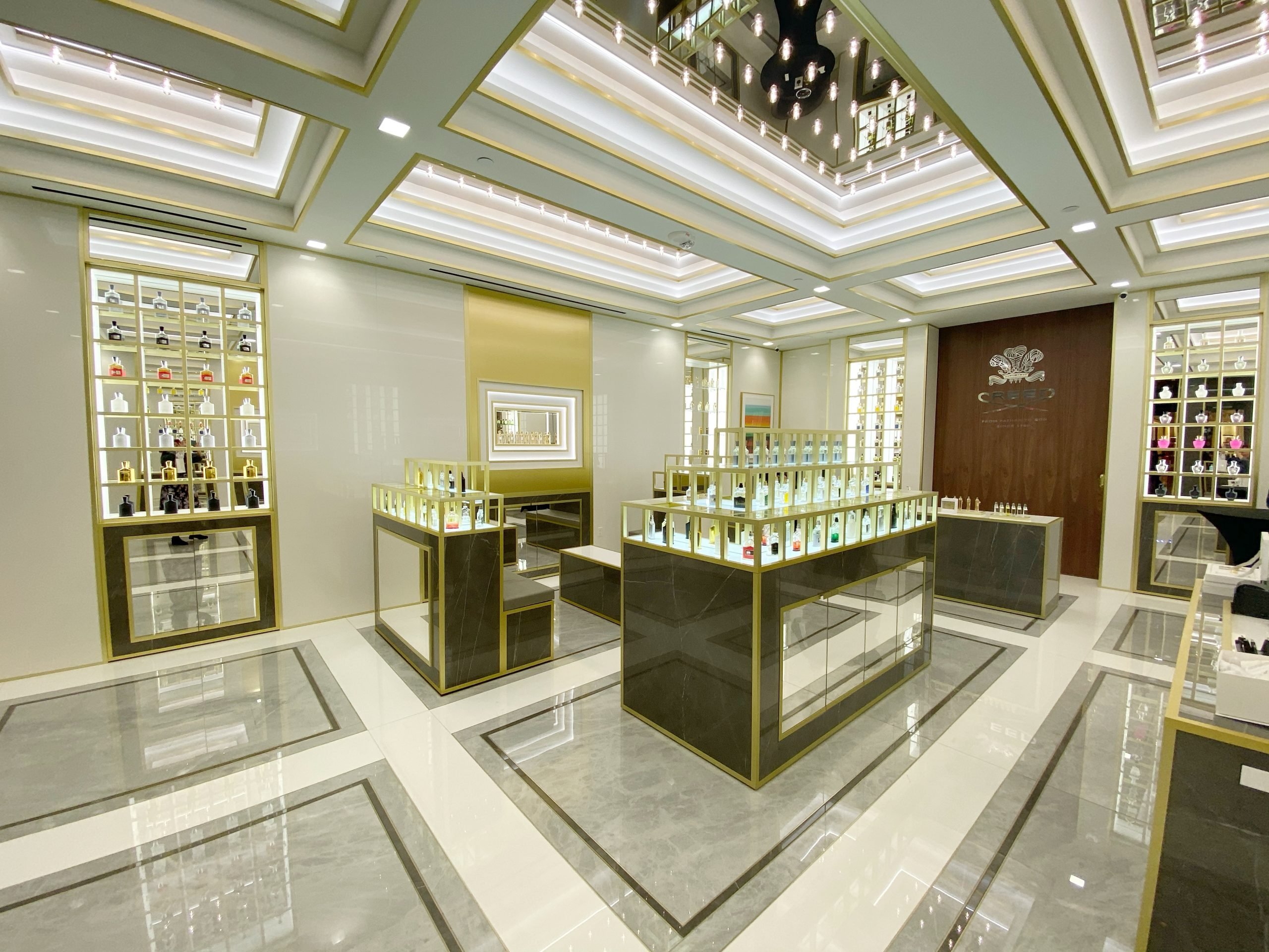 House of CREED Opens New Boutique in Las Vegas