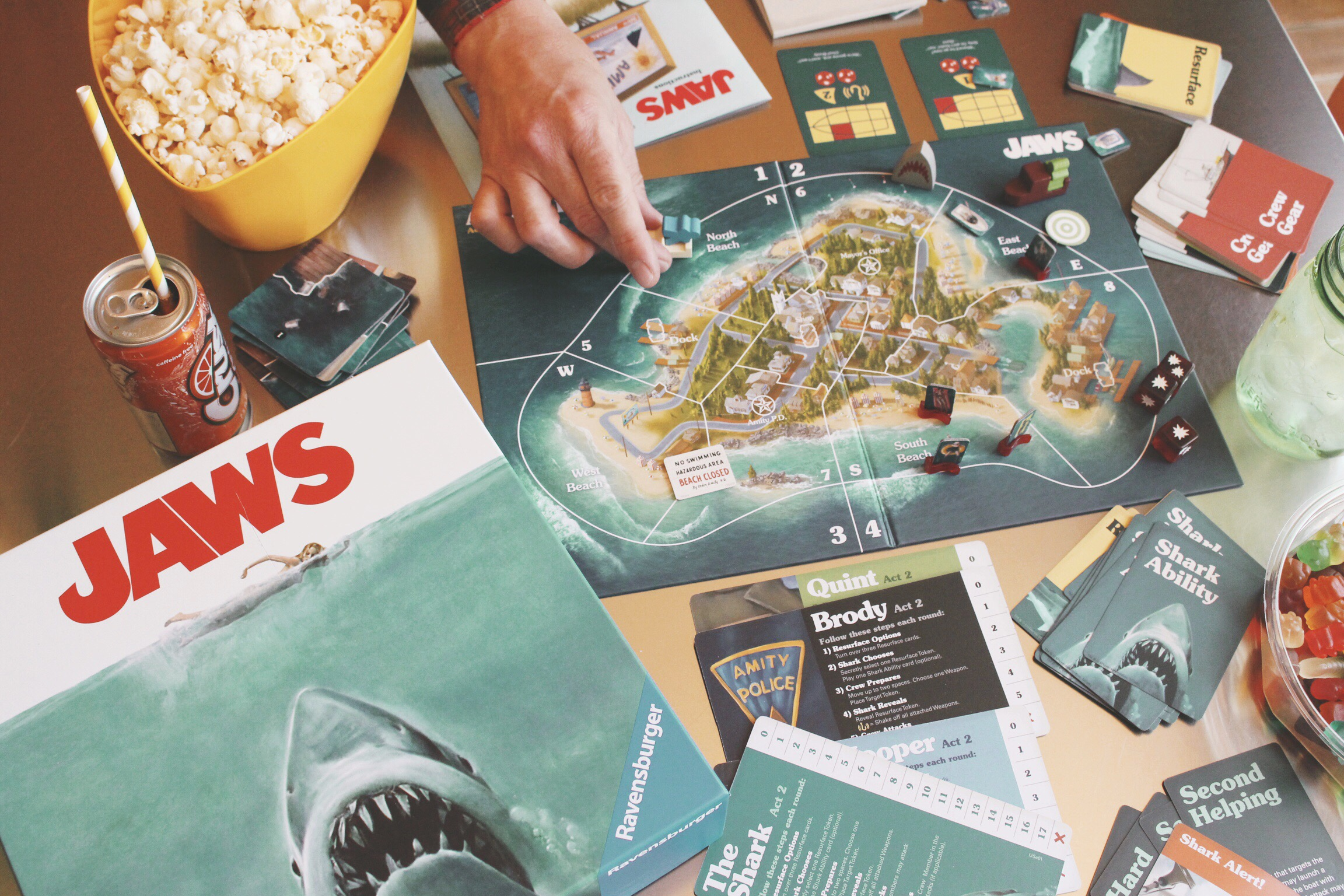 Best Board Games to Play While Self Isolating