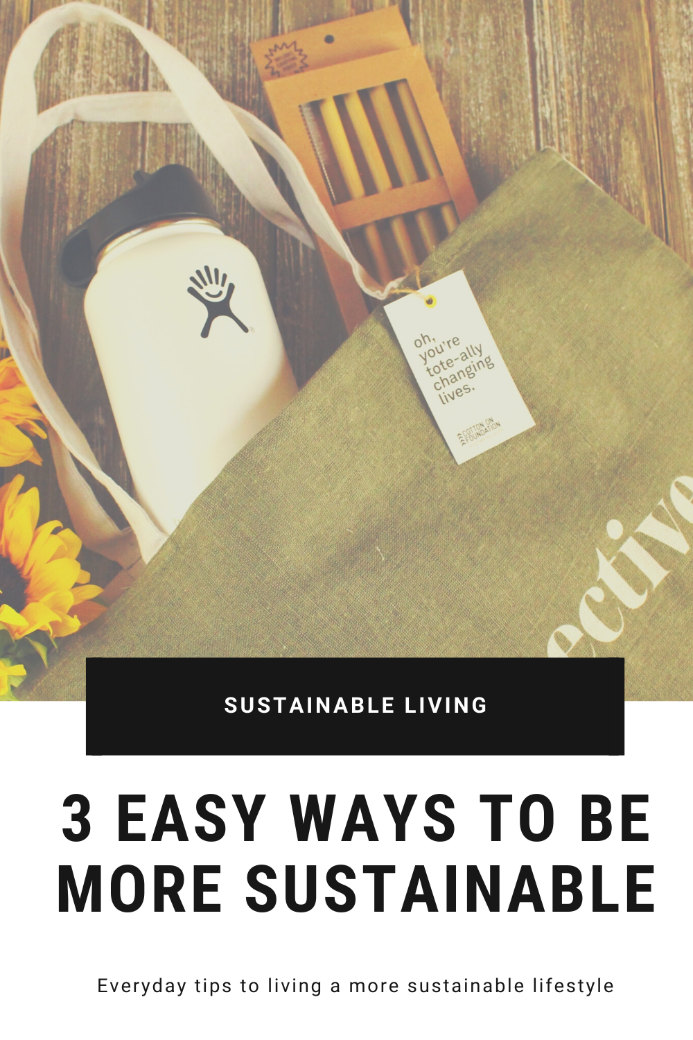 Tips for Living More Sustainably