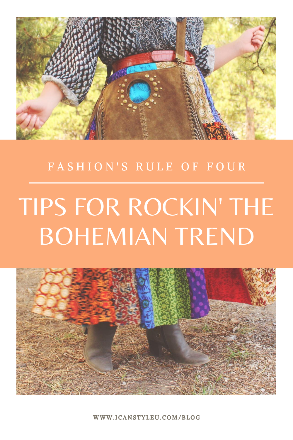 How to wear the Bohemian trend