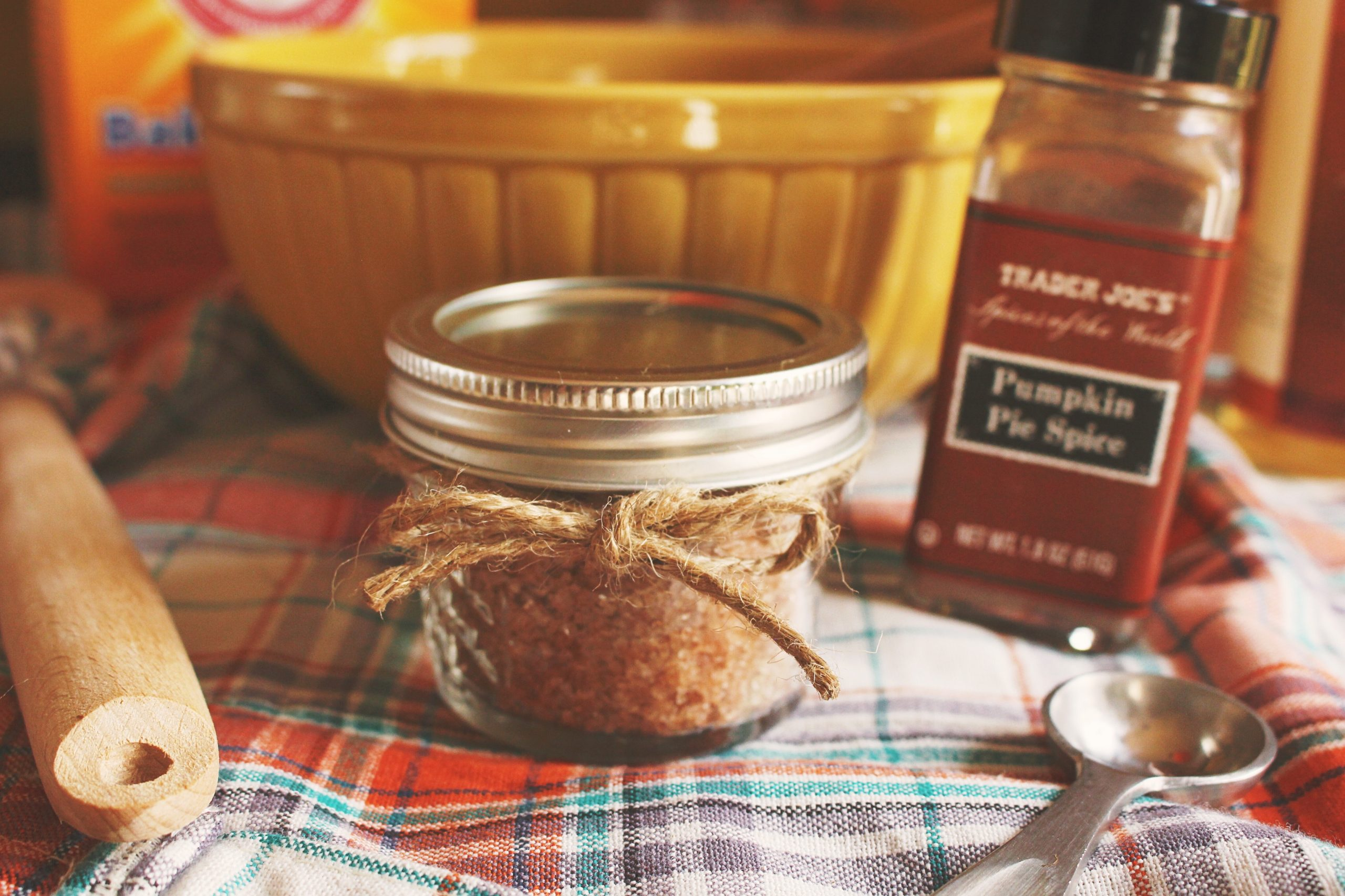 Pumpkin Spice Bath Salts DIY