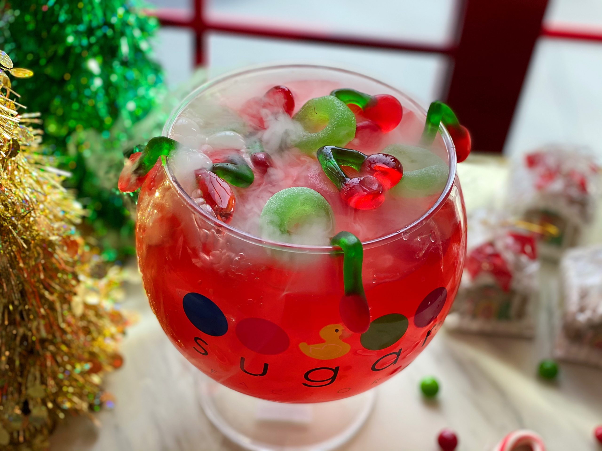 Sugar & Spice Holiday Cocktails