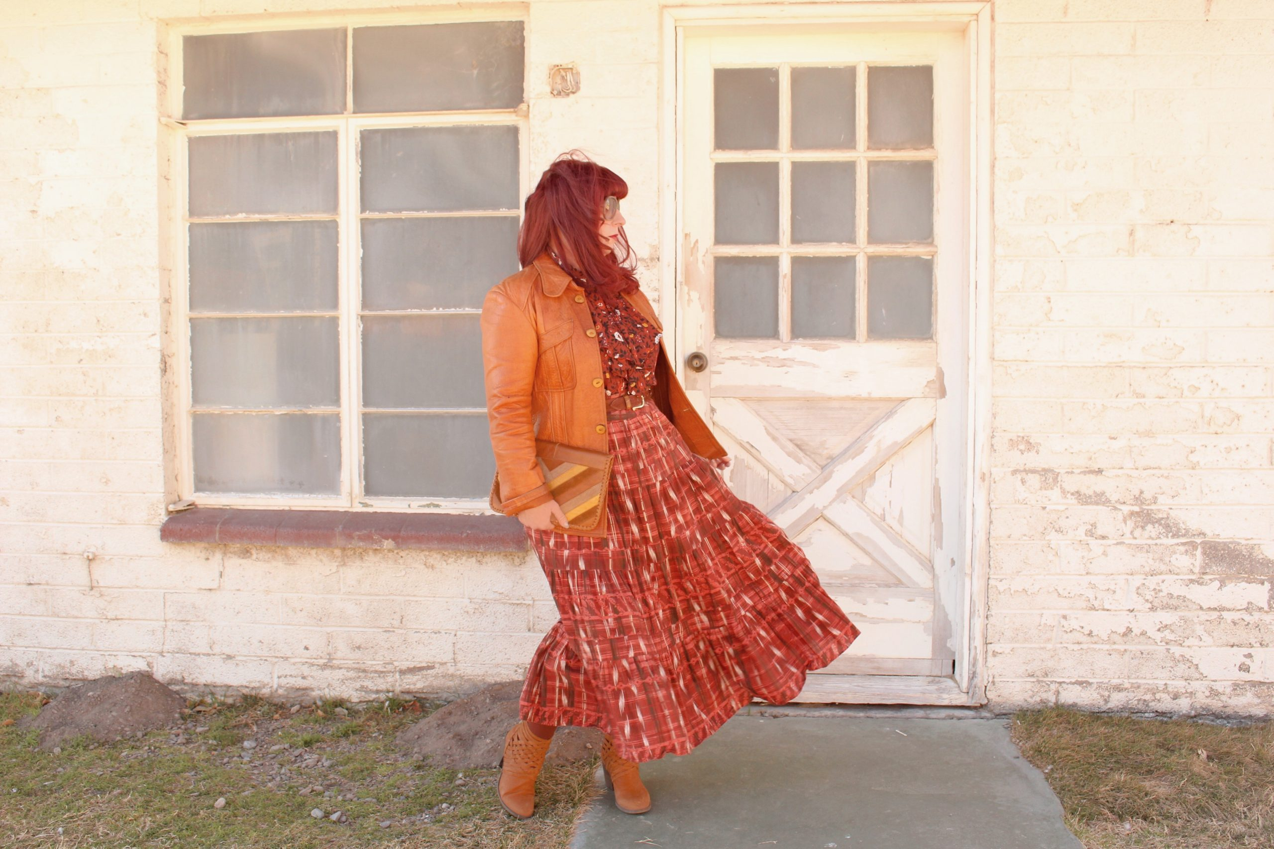 70's inspired fashion